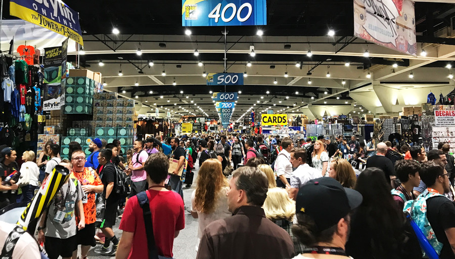 San Diego Comic-Con: An Experience Driven by Pure Passion