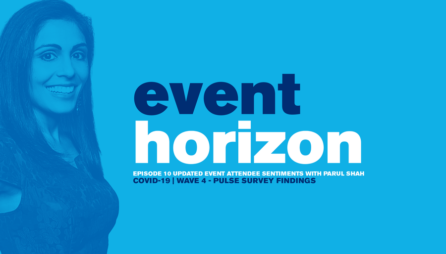 Event Horizon: Episode 10 - Updated Event Attendee Sentiments