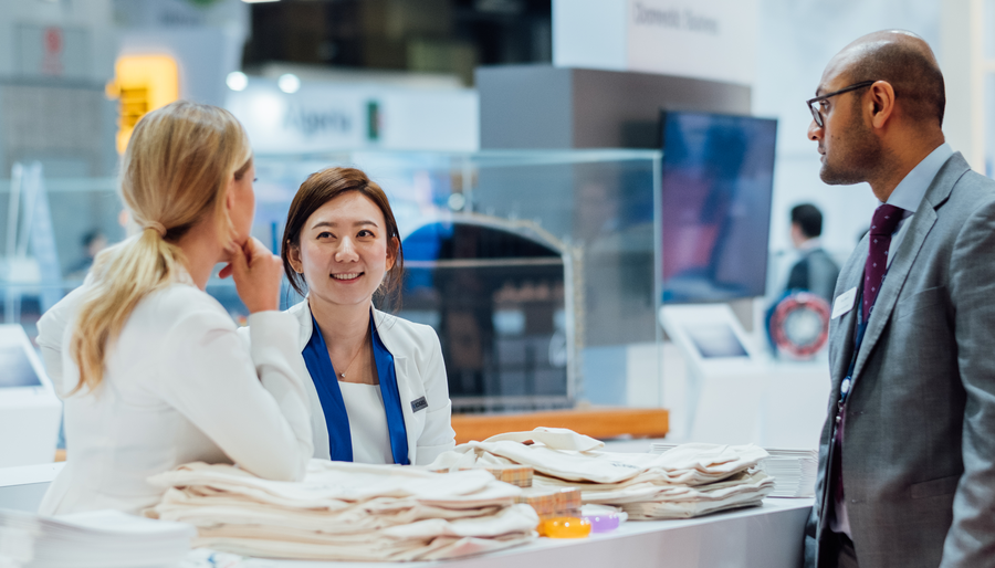 The exhibitor journey: overcoming exhibitor challenges