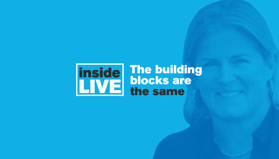 Inside LIVE: Episode 5, Insight 1 - Oracle: The Building Blocks Are the Same