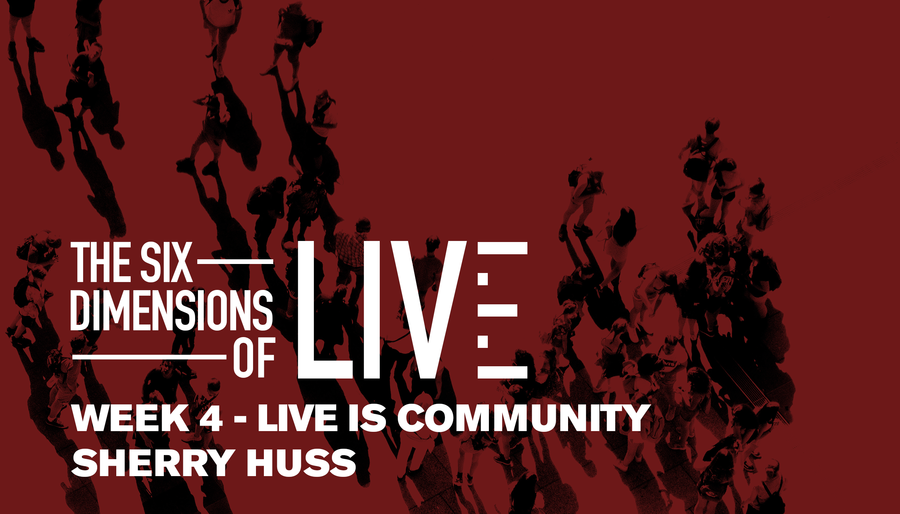 Six Dimensions of LIVE: Live is Tribal