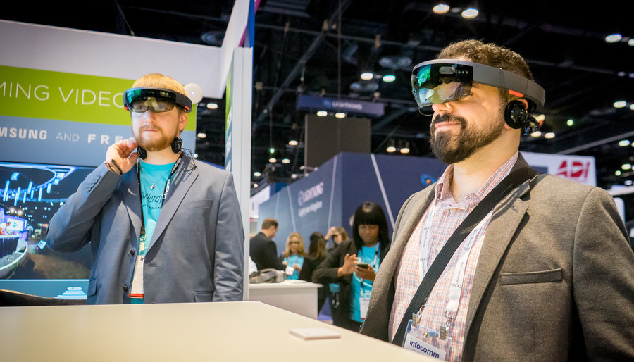 Tech That Makes a Difference: InfoComm 2017
