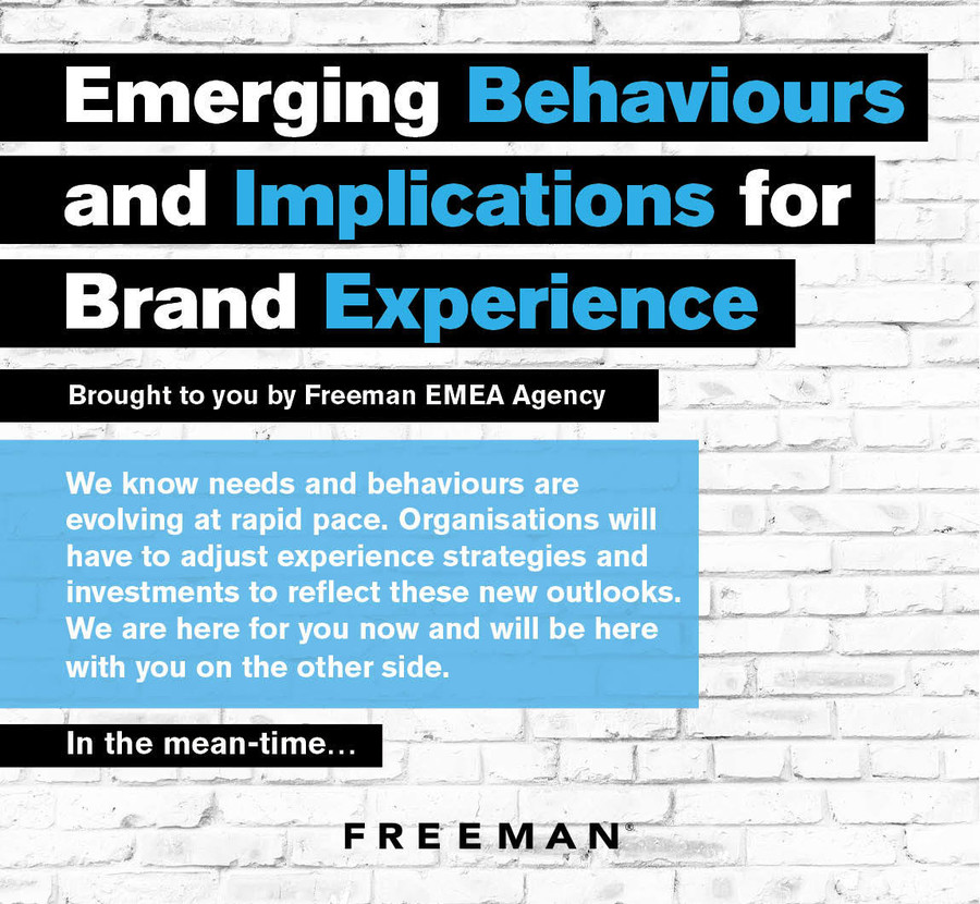 Emerging Behaviours and Implications for Brand Experience